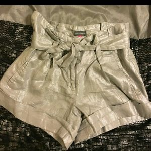 Vince Camuto High Waisted Shorts